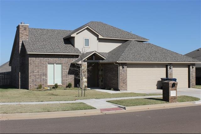 house for rent in 11321 nw 102nd street yukon ok