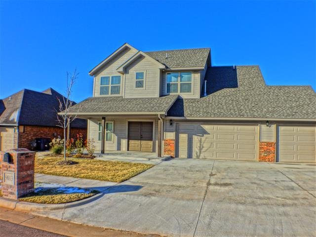 house for rent in 9013 nw 84th street yukon ok